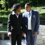 Byron and Fredina Weems
